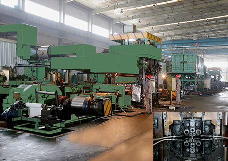 20-high Rolling Mill