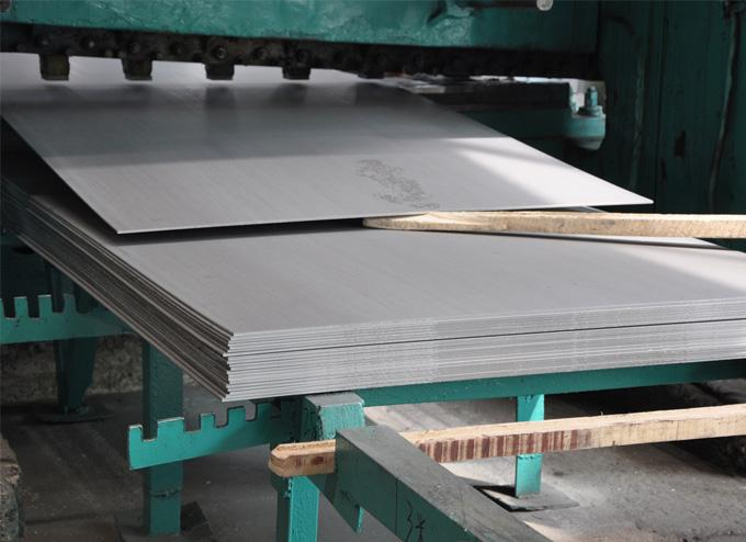 Hot Sell 430 Cut Stainless Steel Sheet with High Quality