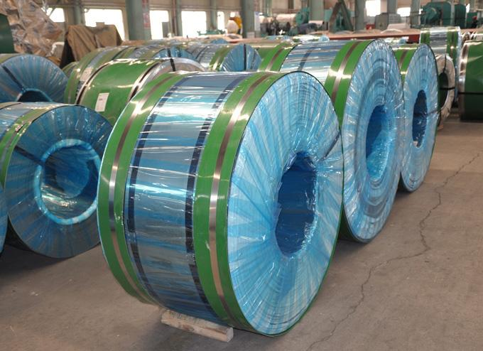 Customized Ferrite Stainless Steel Strip with Certificate