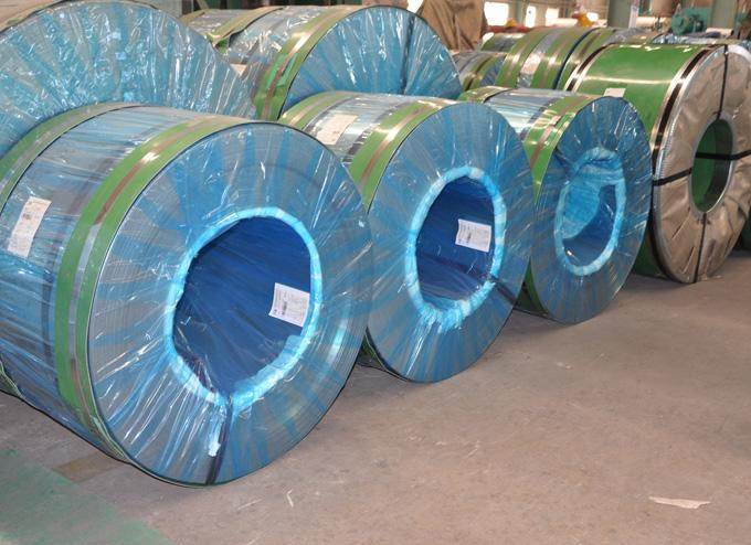 Manufacturer Supplier 410 Stainless Steel Strips With ISO9001
